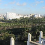 Parc de la Ligue Arabe from above