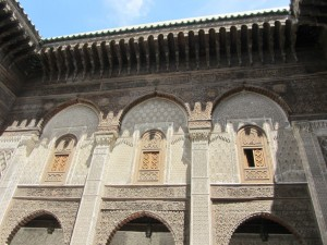 Bou Inania madersa - an Islamic school