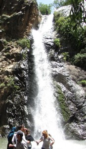 Ourika Waterfall
